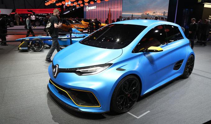 Renault Zoe RS 2020'den önce piyasaya sürülebilir
