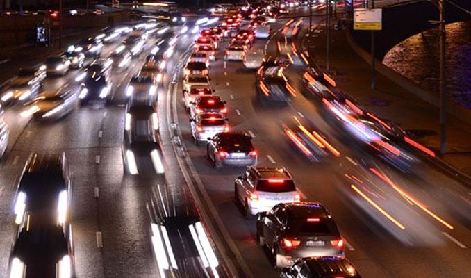 Trafiğe 110 bin yeni araç katıldı