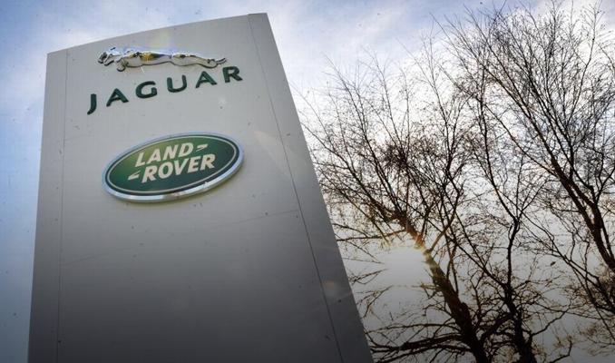 Jaguar Land Rover'dan bir ilk