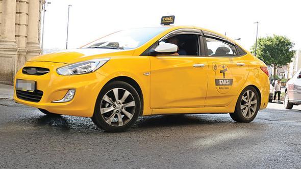Dikkat! Artık taksilerin gözü kulağı var