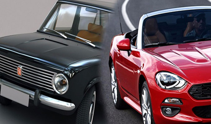 Efsane otomobillerin ilk ve son halleri