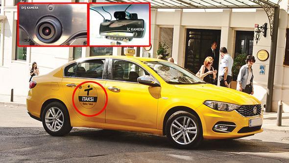 Taksilerde görüntü ve ses kaydına hukukçu uyarısı