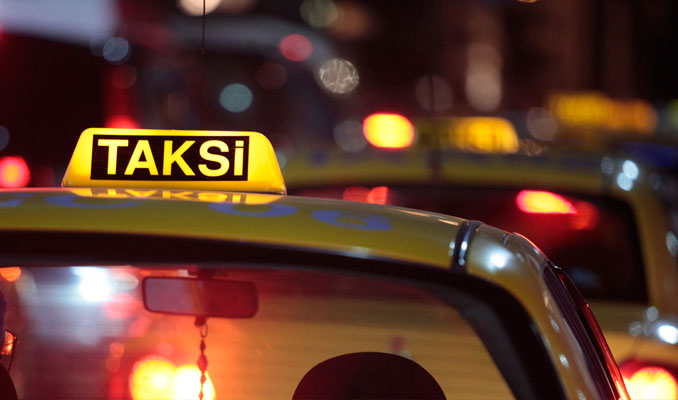İBB'den taksilere takılacak kameralar için yeni karar