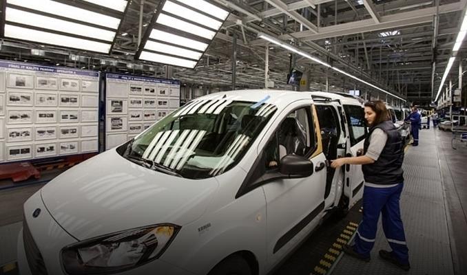 Ford Otosan yıllık izin nedeniyle üretimi durduruyor