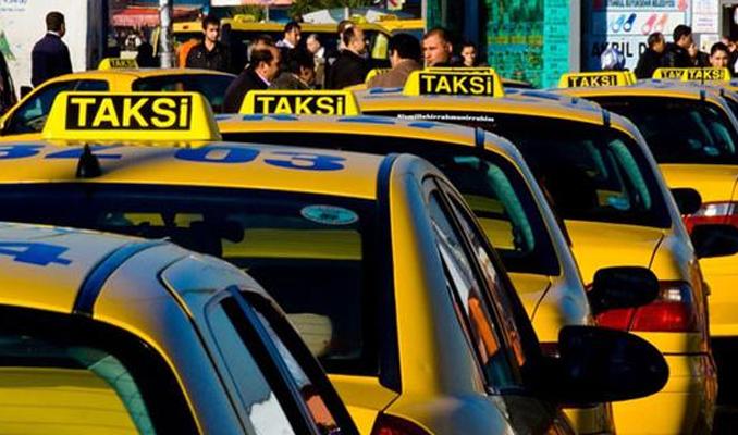 Taksimetreyi açmayan şoföre ceza