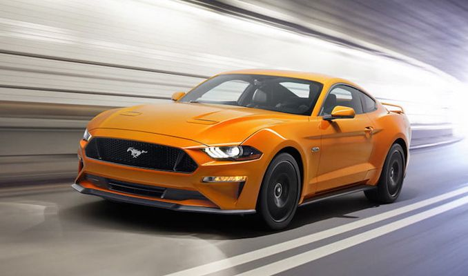 Yeni Mustang GT 460 beygirle geliyor