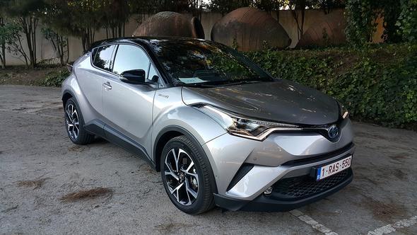 Toyota C-HR Avrupa'da 80.000 sipariş aldı
