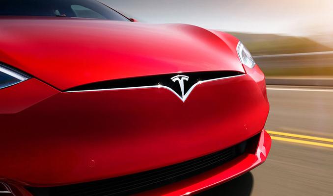 İşte Tesla Model S'in çarpışma testi!