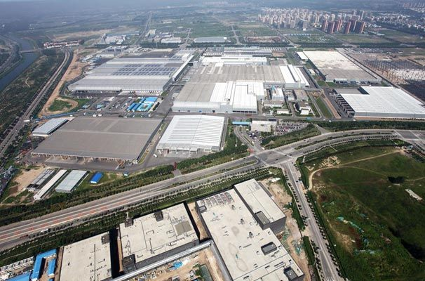 Daimler Çin'de batarya fabrikası kuruyor