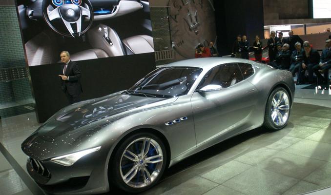 Maserati de elektrikleniyor..
