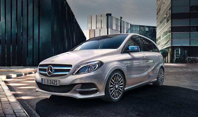 Mercedes-Benz elektrikli hatchback modelini tanıtacak