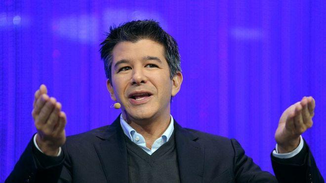 Uber'in eski CEO'su Kalanick'e büyük ortak dava açtı