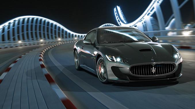 Maserati'nin yeni modelleri yola çıktı