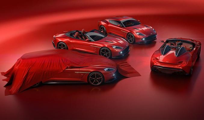 Aston Martin çıkardı hepsi şimdiden satıldı