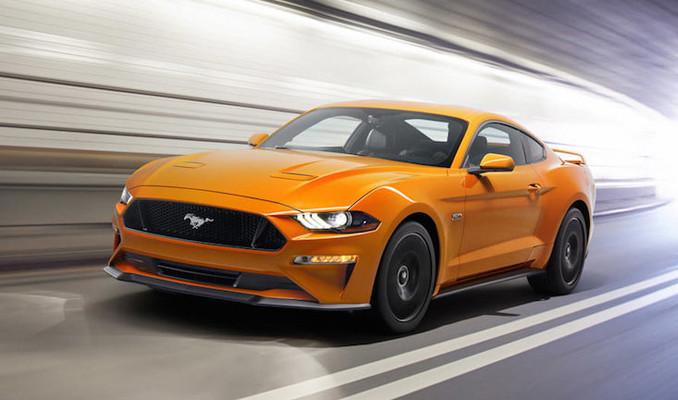 'İyi komşu' Ford Mustang GT