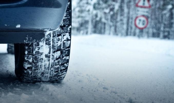Kış lastiğini özel otomobiller de takacak