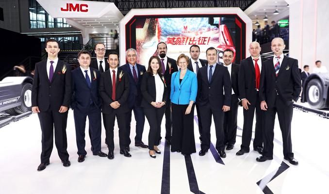 Türk mühendisler Çin yollarında