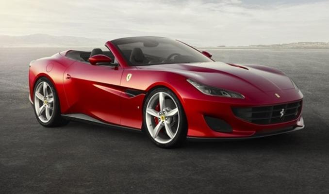 Ferrari'den yeni model sürprizi