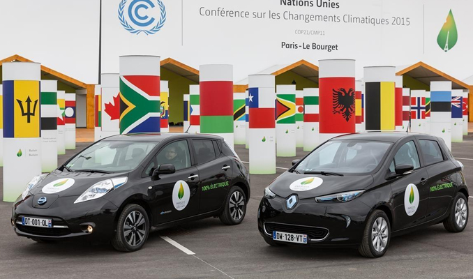 Renault-Nissan'dan elektrikli araç atağı