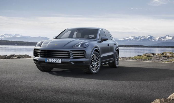 Üçüncü nesil Porsche Cayenne geliyor