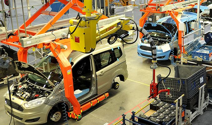 Ford Otosan'ın kârı yüzde 38 arttı