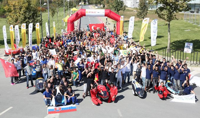 Shell Eco-marathon Türkiye'nin şampiyonları belli oldu!