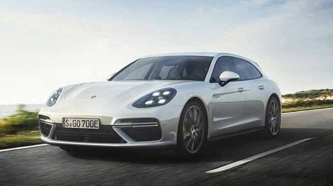 Porsche'nin yeni elektriklisi