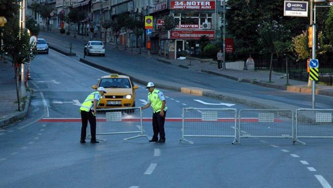 İstanbul'da yarın hangi yollar kapalı
