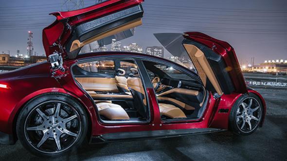 En hızlı şarj süresi! Elektrikli otomobilde yeni sayfa