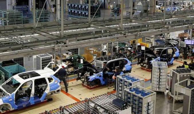 Audi ve BMW çalışanları greve gitti