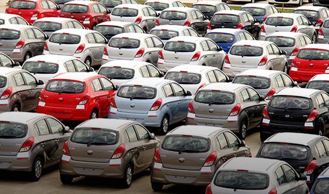 Türkiye'de satılan 10 otomobilden 7'si ithal