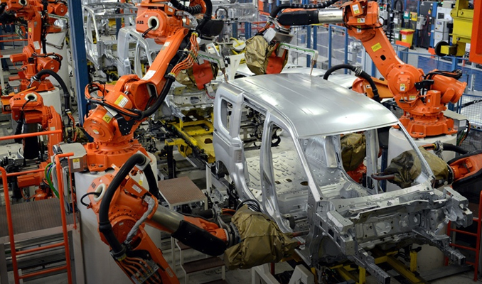 Çin'den 553 model araca çevre kirliliği yasağı