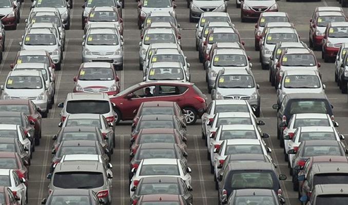 ABD'de otomobil pazarı 8 yıl sonra ilk kez daraldı