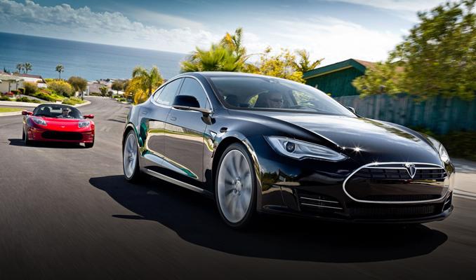 Elektrikli otomobiller ilk kez benzinlileri geçti