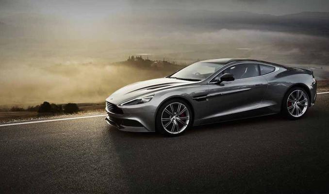 Aston Martin'in satışları 9 yılın zirvesinde