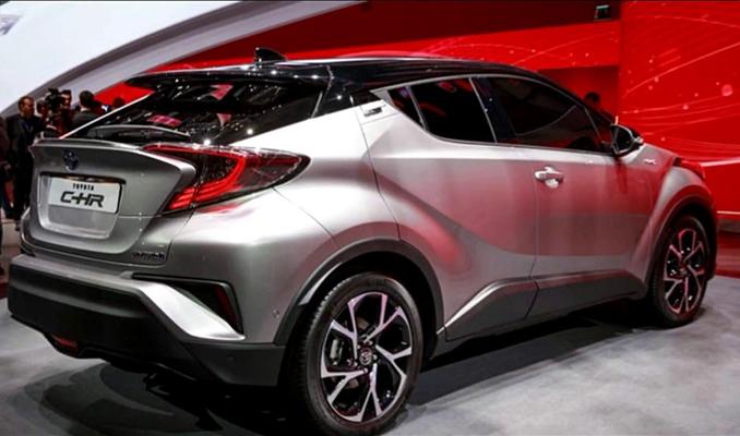 Toyota C-HR'da 9.500 TL'ye varan indirim