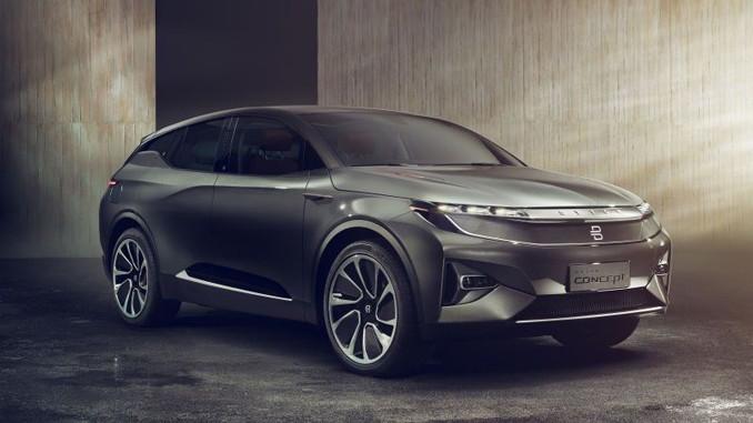 CES 2018'den Tesla'ya rakip çıktı