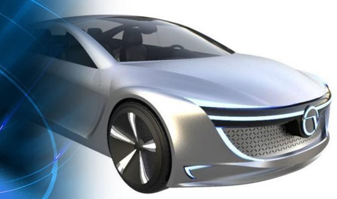Vestel'in otomobili 'VEO' ortaya çıktı