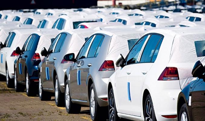 Yeni araç kayıtları %23,5 azaldı