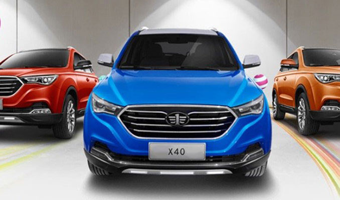 Çinli otomotiv devinden 144 milyar dolarlık anlaşma