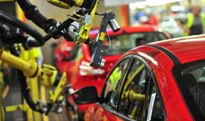Otomotiv üretimi yüzde 16 düştü