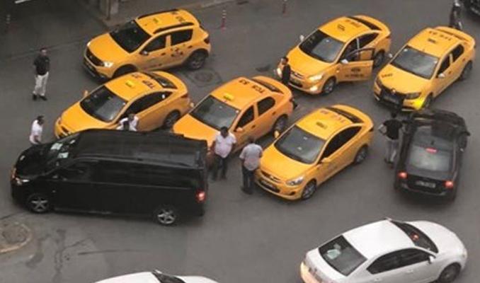 Uber'den Taksiciler Odası Başkanı için suç duyurusu