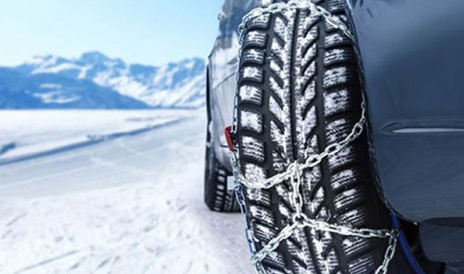 Zorunlu kış lastiği takmayanlara cezalar geliyor