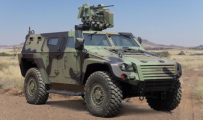 Otokar, Bahreyn'de zırhlı araçlarını tanıtacak