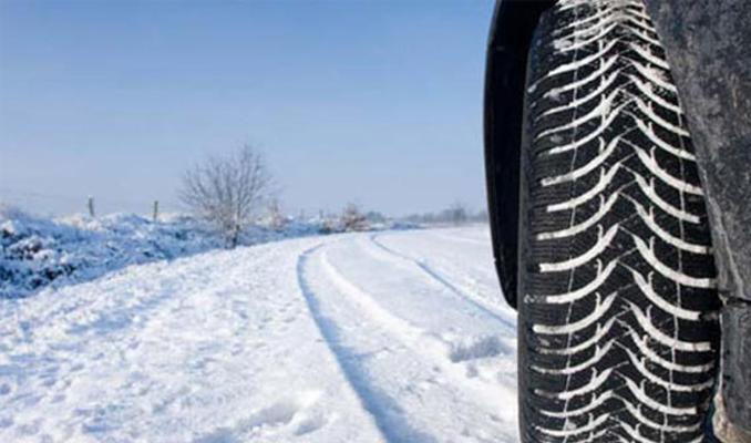 TESK'ten kış lastiği uyarısı