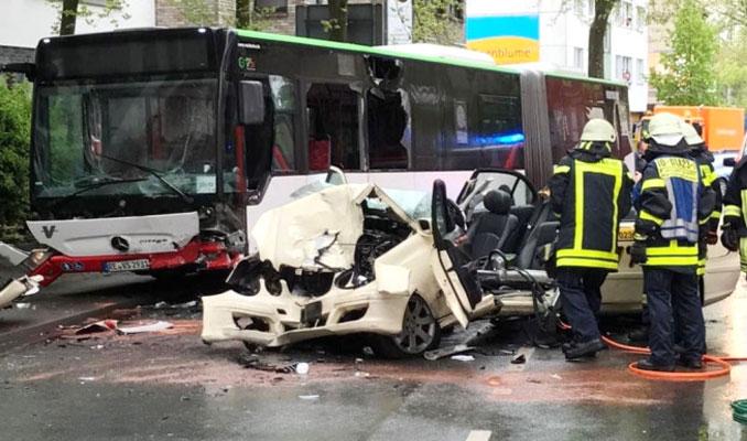 Meraklı sürücüye 2 bin Euro ceza!