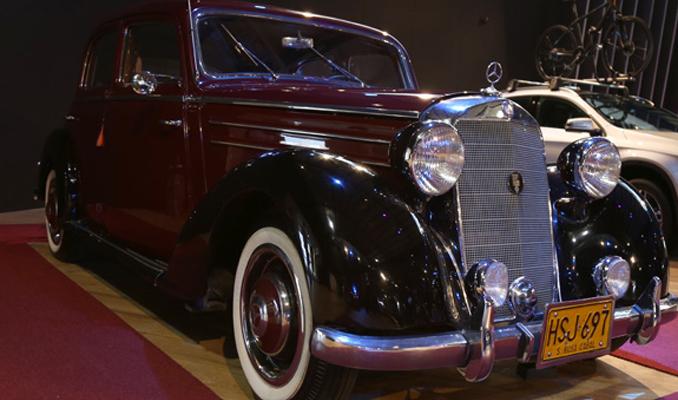 Dünyaca ünlü otomobiller Kolombiya'da görücüye çıktı