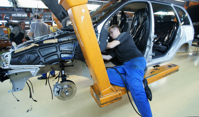 Otomotiv devi Türkiye'ye ihracatını 10 kat artıracak