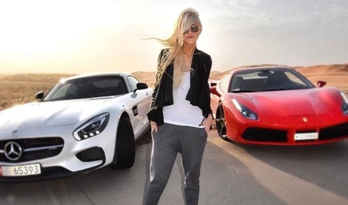 Super Car Blondie, Tofaşcı oldu