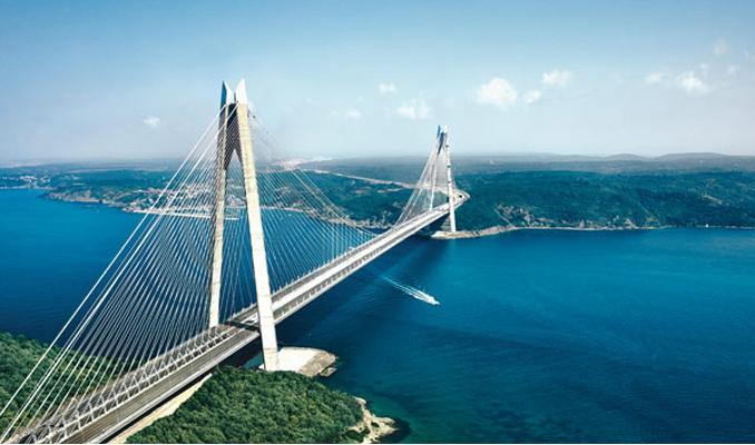 Köprü ve otoyollar para bastı